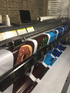 Полотерная резка и печать